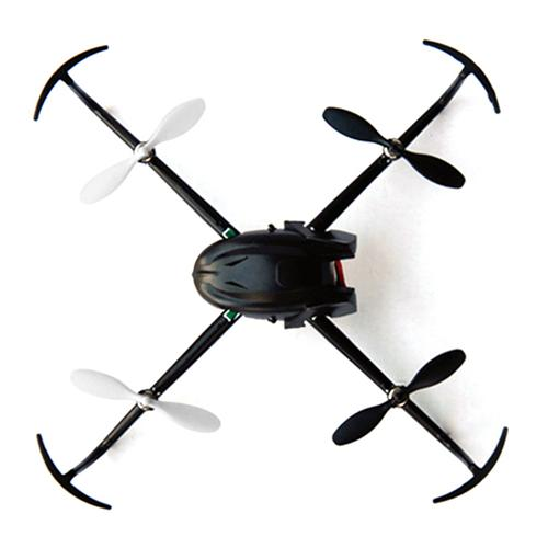 CG023 Mini Drone 2.4G 6 Axis Gryo Headless Mode 3D Rolling 4Way Flip LED RC Quadcopter RTF - Black
