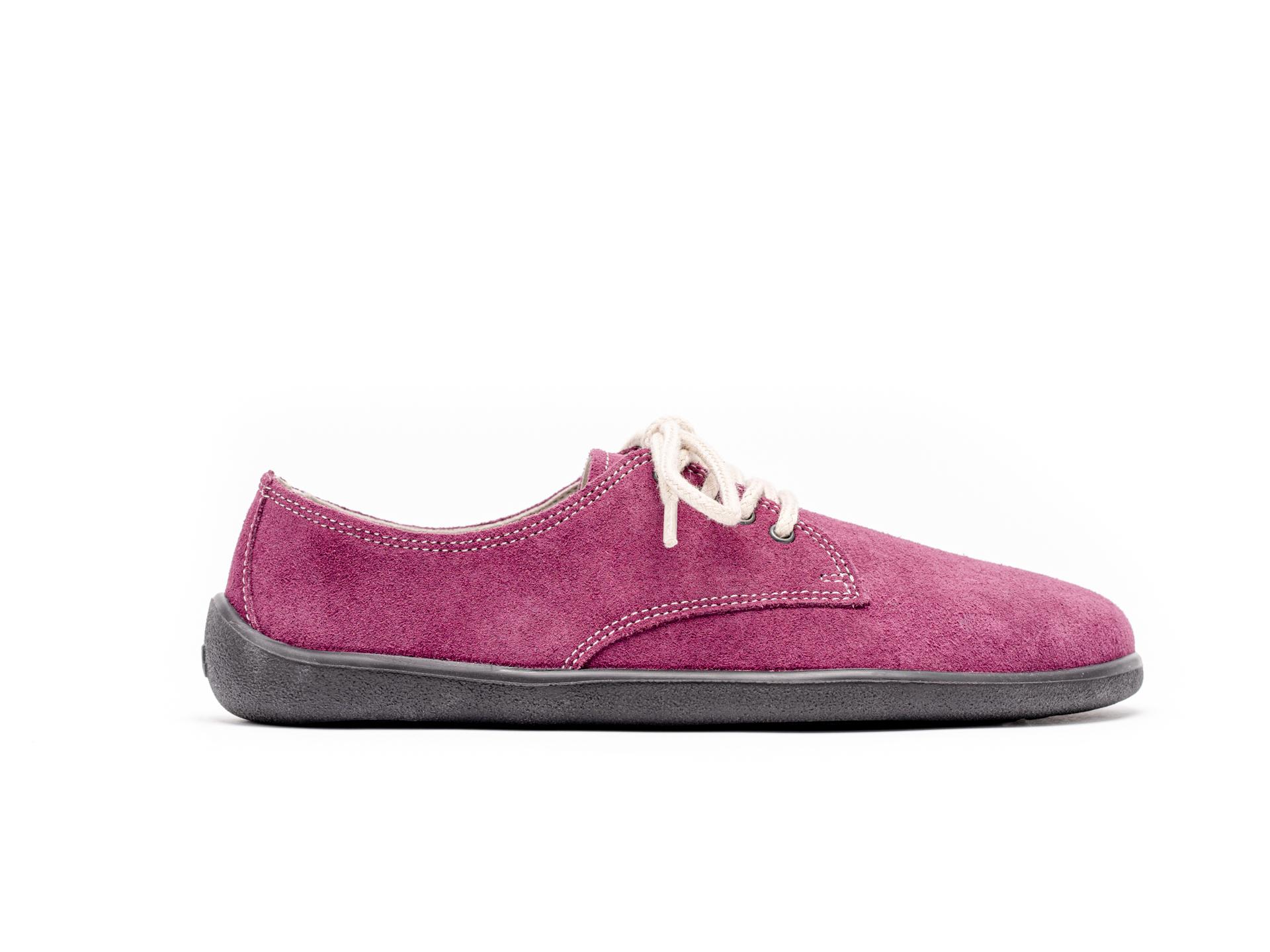 Barefoot Shoes - Be Lenka City - Plum 39