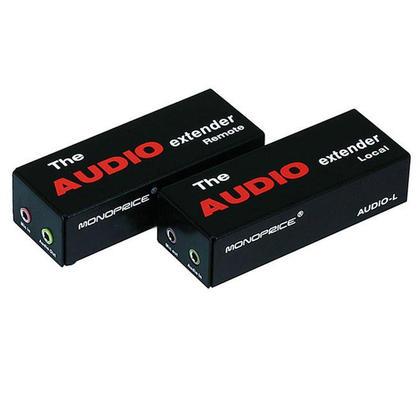 Extension audio sur câble Cat5e jusqu'à 300 mètres - Monoprice®