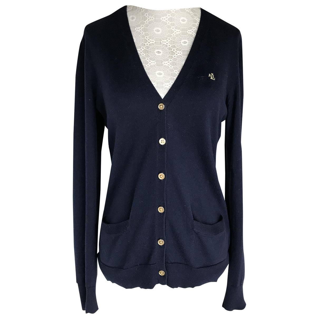 Lauren Ralph Lauren \N Blue Cotton Knitwear for Women S International