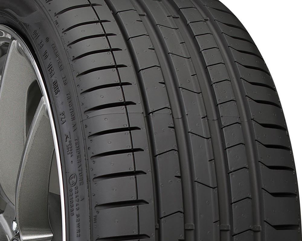 Pirelli 2615300 P Zero PZ4 Luxury Tire 235/35 R19 91Y XL BSW VM