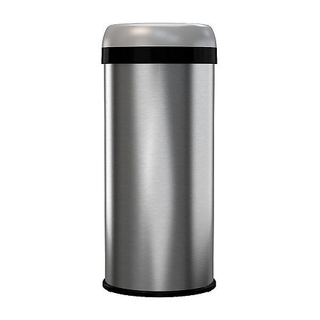 iTouchless Trash Can, One Size , Silver
