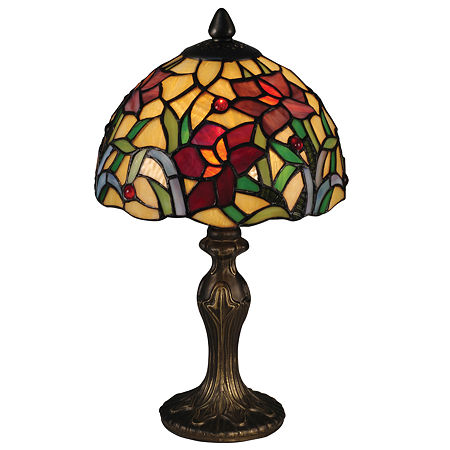 Dale Tiffany Sophia Tiffany Accent Lamp, One Size , Multiple Colors