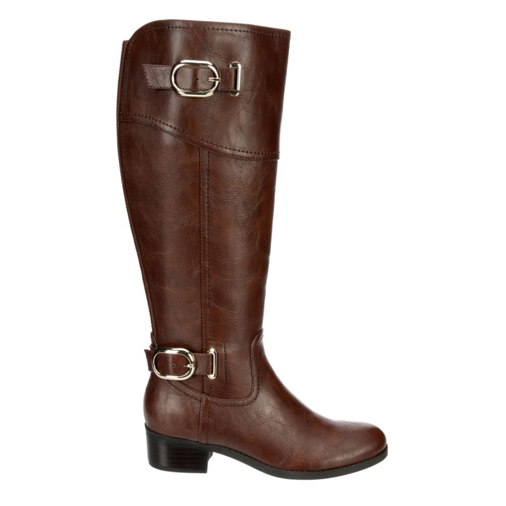 Unisa Womens Tifza Tall Wide Calf Riding Boot