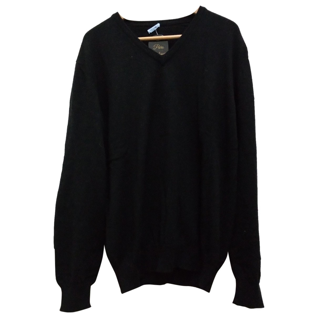 Malo \N Black Cashmere Knitwear & Sweatshirts for Men 54 IT