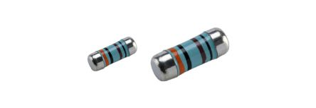 RS PRO 1.2kΩ, Melf 0204 Thin Film SMD Resistor ±1% 0.4W (3000)