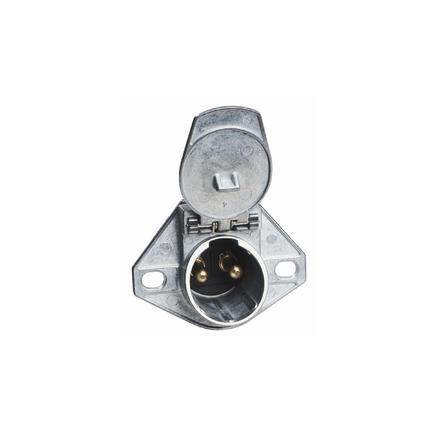 Phillips Industries 15-326 - Dual Pole Conductor Socket 2 Bolt Mount