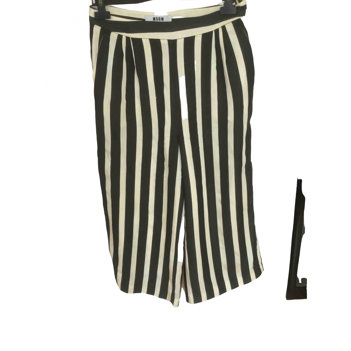 Msgm \N Trousers for Women 44 IT