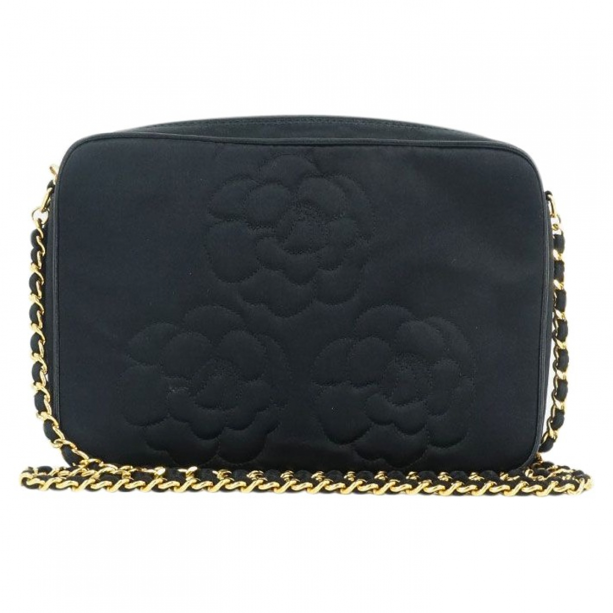 Chanel \N Black Silk handbag for Women \N