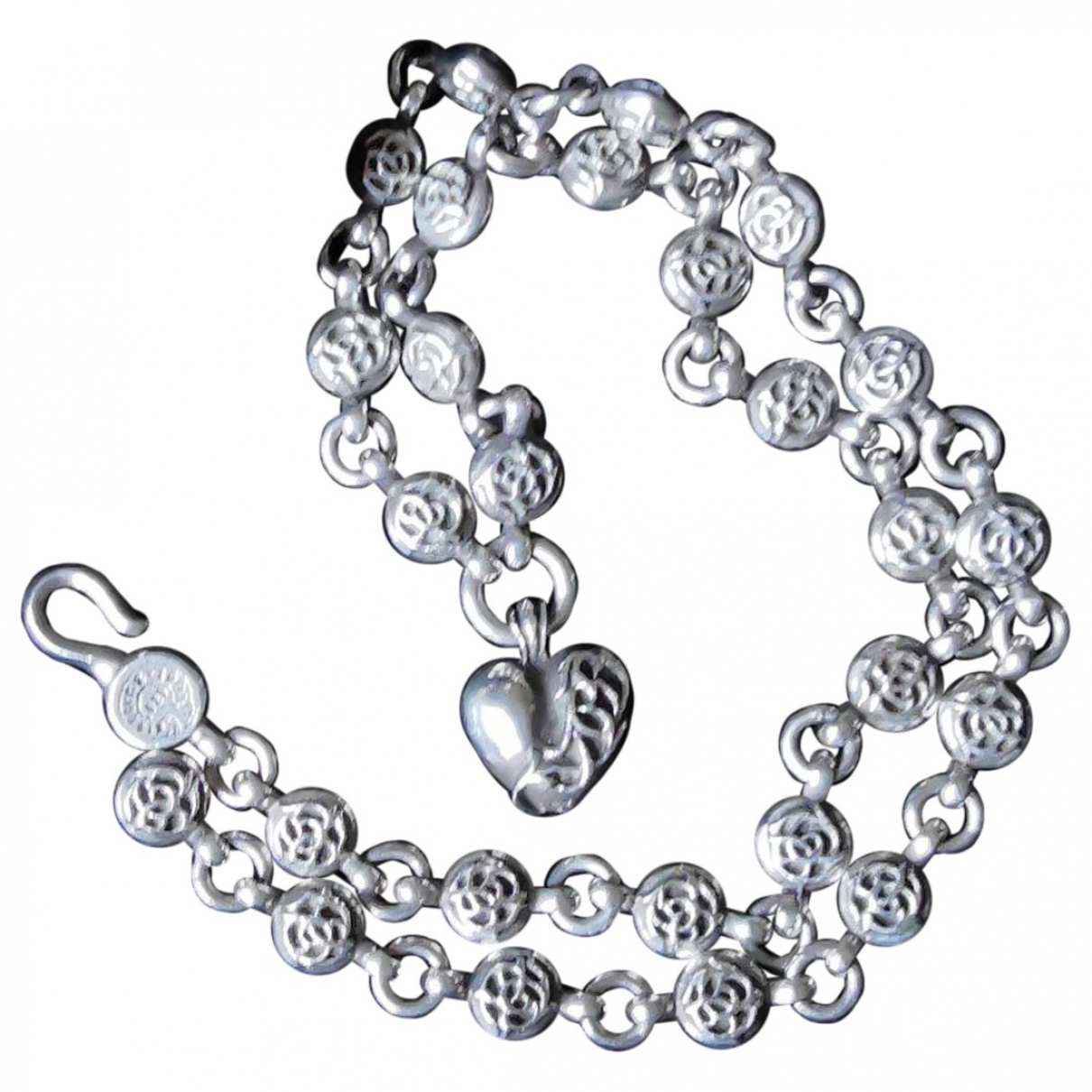 Chrome Hearts \N Silver Silver necklace for Women \N