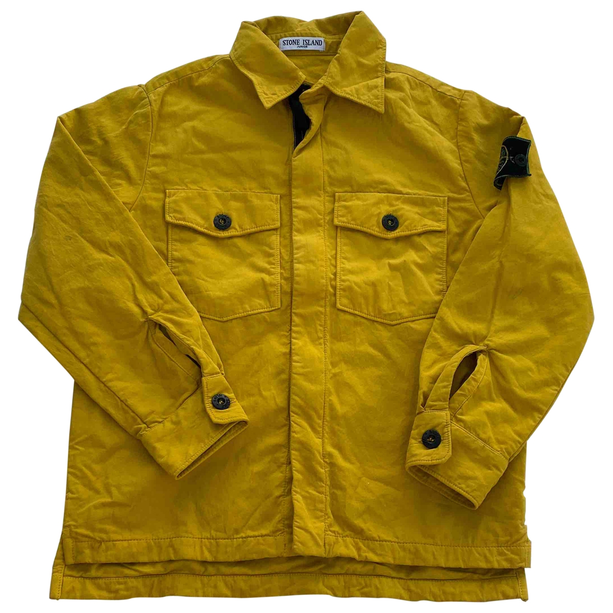 Stone Island \N Cotton jacket & coat for Kids 8 years - up to 128cm FR