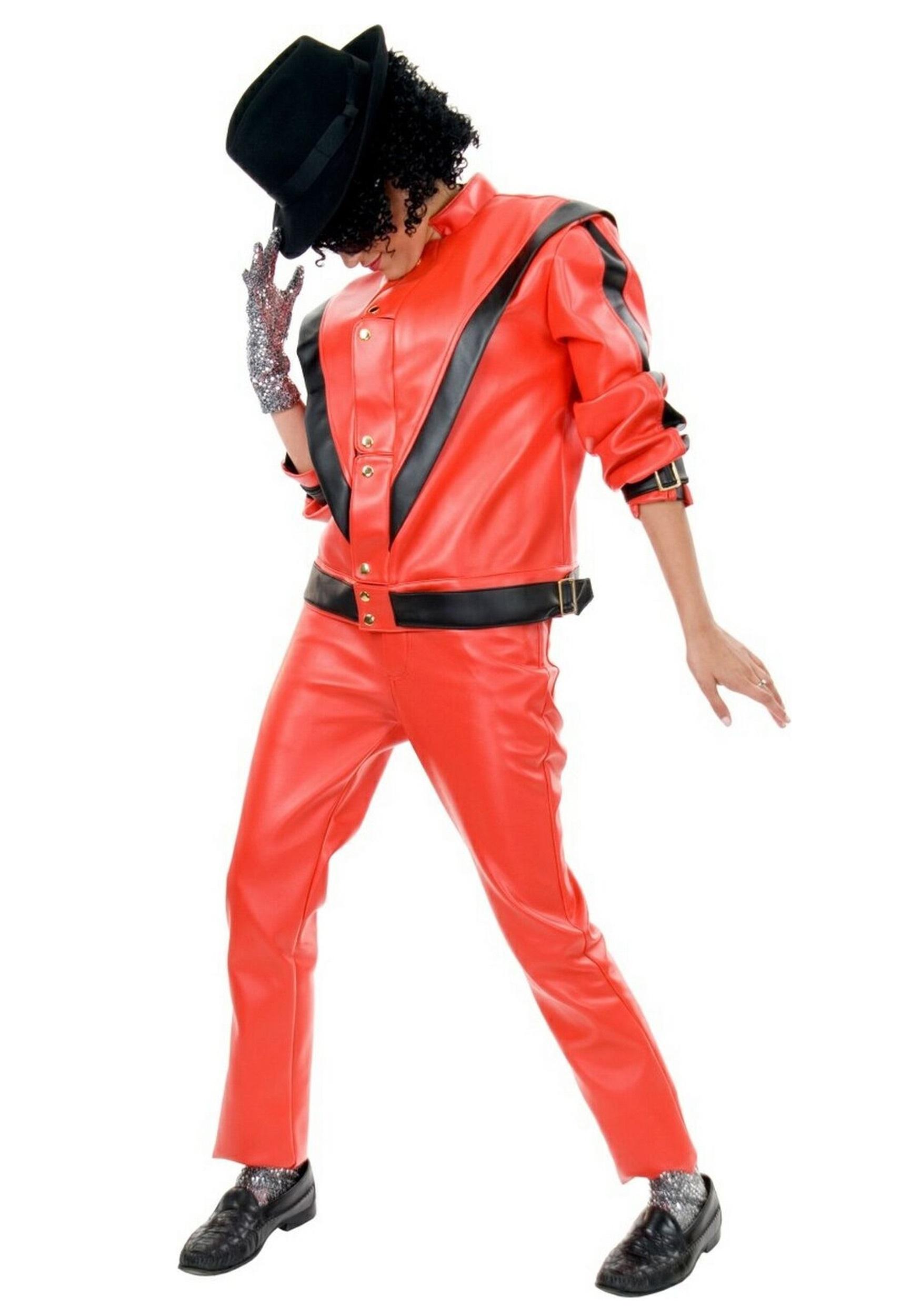Adult Michael Jackson Thriller Jacket Costume