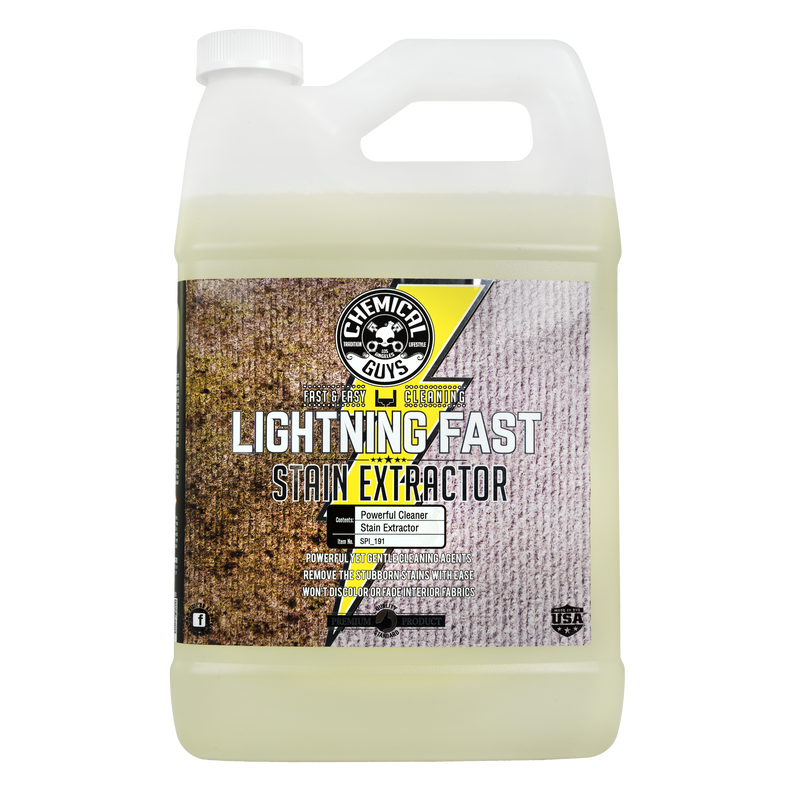 Lightning Fast Stain Extractor For Fabric - Chemical Guys