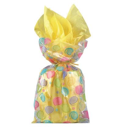 Polka Dots Cellophane Bags 20Pcs