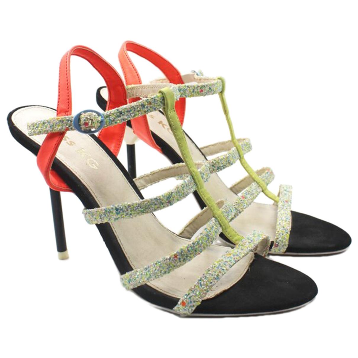 Kurt Geiger \N Leather Heels for Women 39 EU