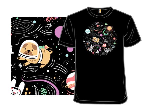 Space Pets T Shirt