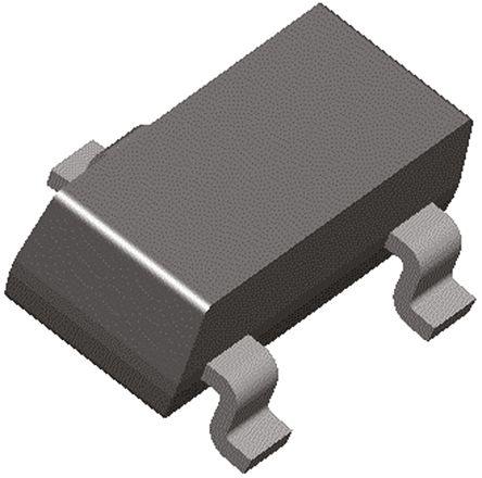 ON Semiconductor , FJV3115RMTF NPN Digital Transistor, 100 mA 50 V 2.2 kΩ, Ratio Of 0.22, 3-Pin SOT-23 (200)