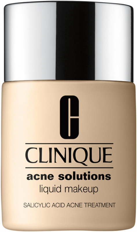 Acne Solutions Liquid Makeup - Fresh Neutral (moderately fair, cool-neutral undertones)