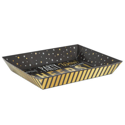 Graduation Snack Tray Plate Party Paper You Did It! 1Pcs
