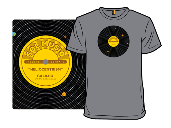 Music Is Universal T Shirt
