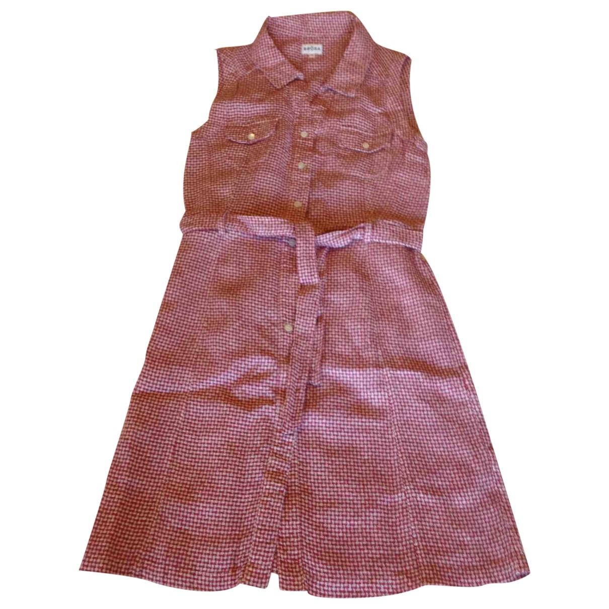 Brora \N Multicolour Linen dress for Women 10 UK