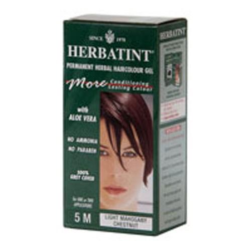 Herbatint Permanent Light Mahogany Chestnut (5m) 4 Oz by Herbatint