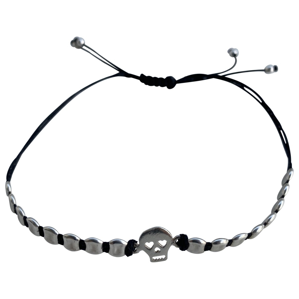 Non Signé / Unsigned \N Silver Silver bracelet for Women \N