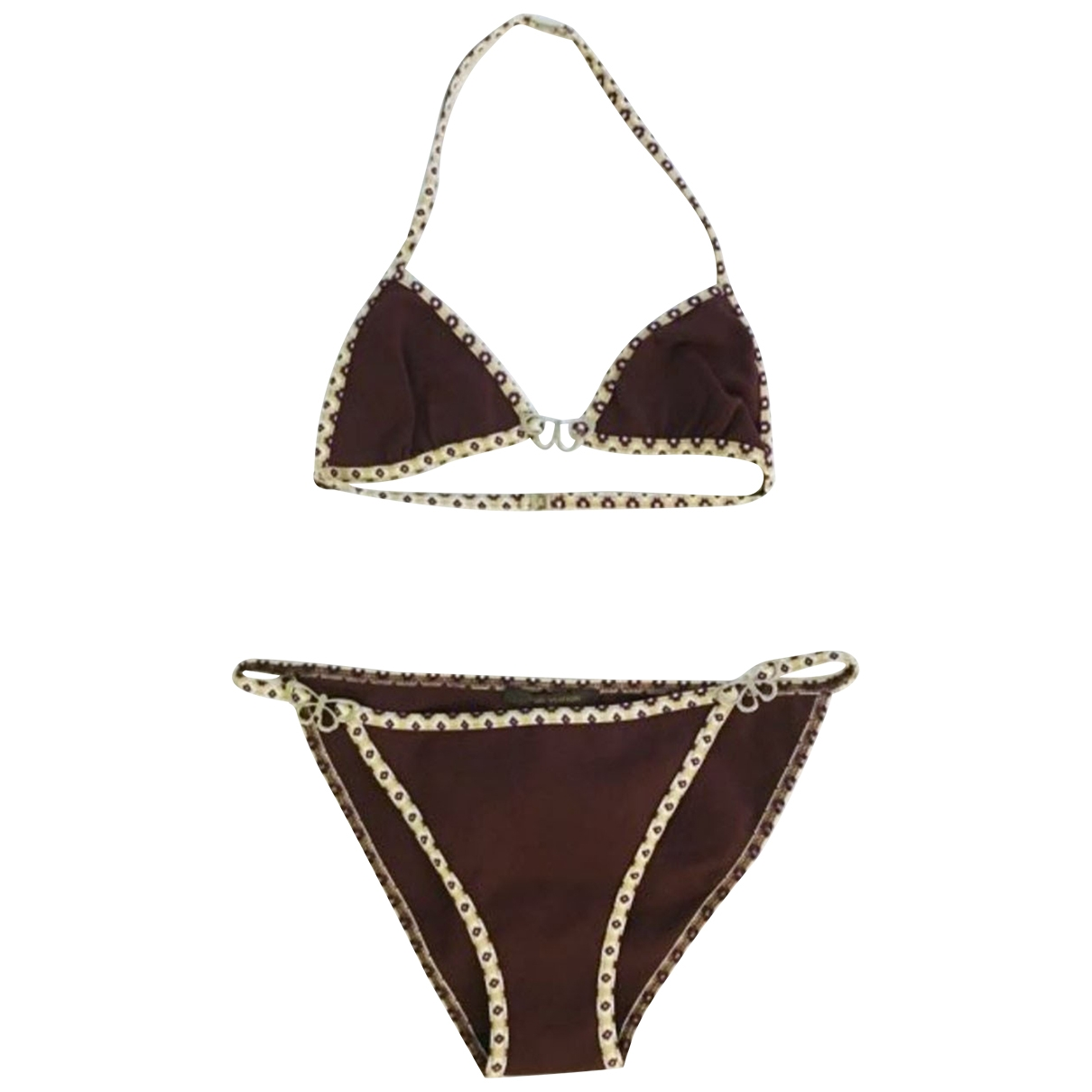 Louis Vuitton \N Brown Swimwear for Women 40 FR