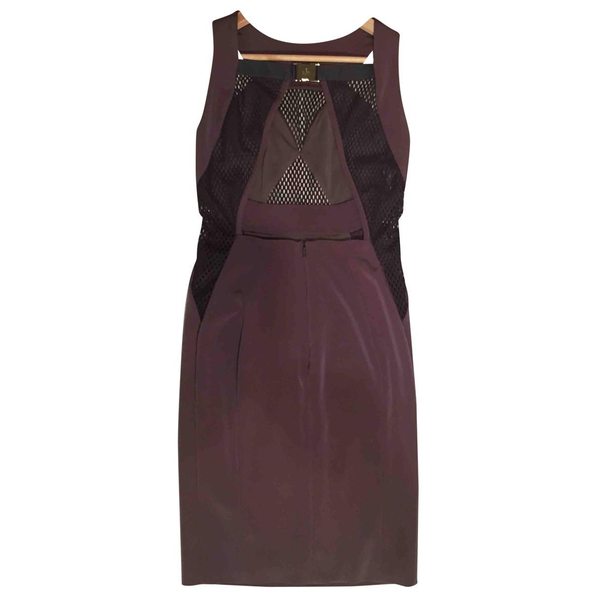 Gucci \N Grey Cotton - elasthane dress for Women 40 IT
