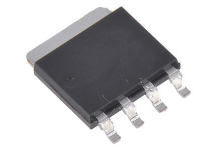 ON Semiconductor N-Channel MOSFET, 138 A, 40 V, 4-Pin LFPAK  NTMYS2D4N04CTWG (3000)