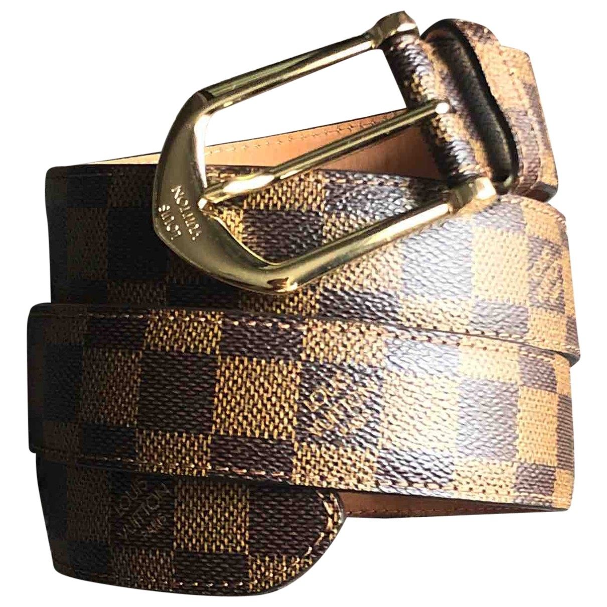 Louis Vuitton \N Multicolour Cloth belt for Men 100 cm