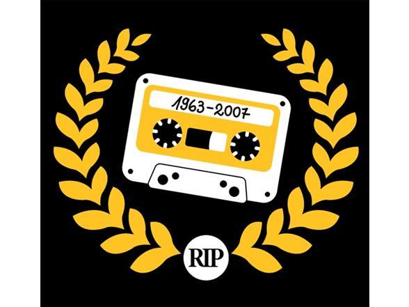 Cassette Taps T Shirt