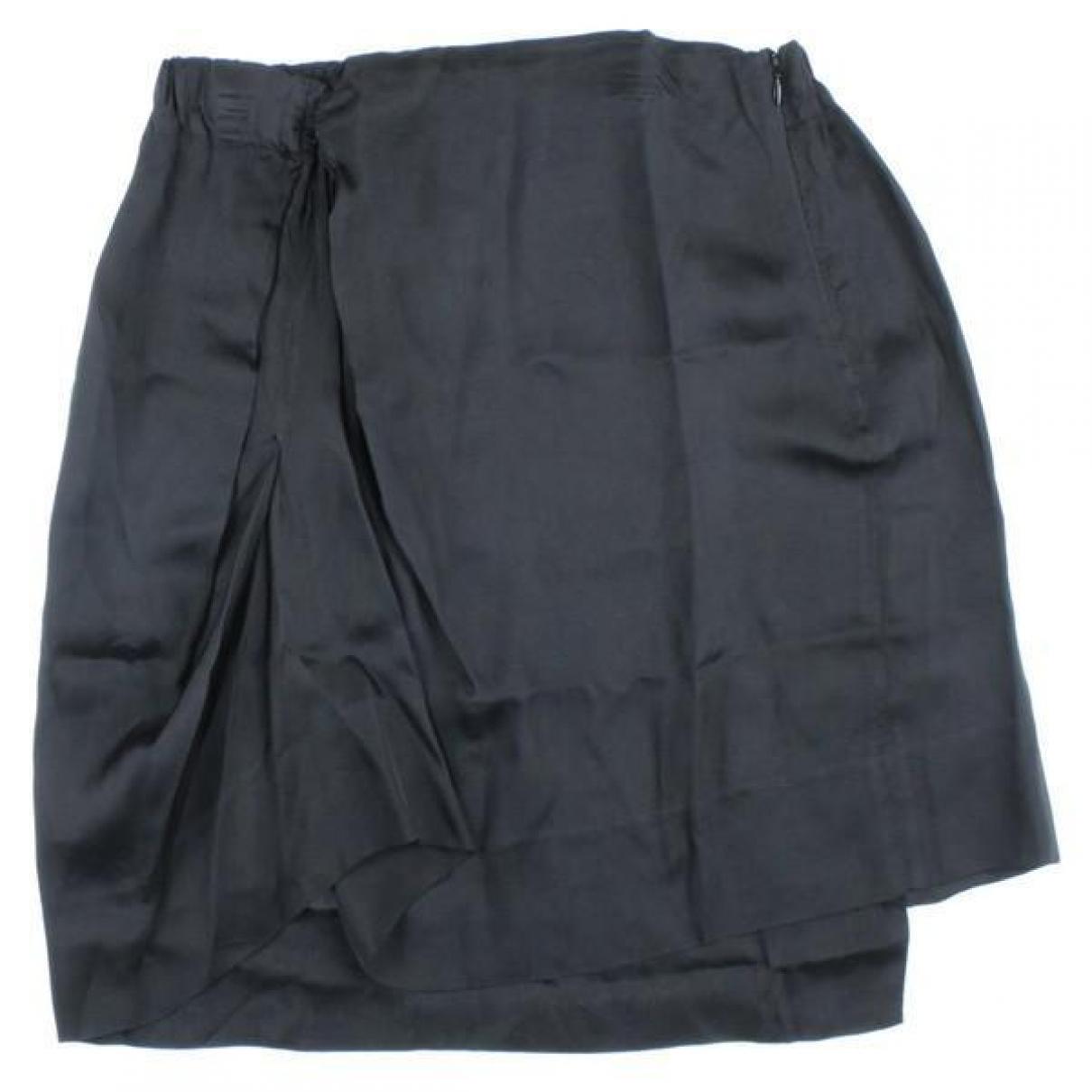 Dries Van Noten \N Black skirt for Women 40 IT