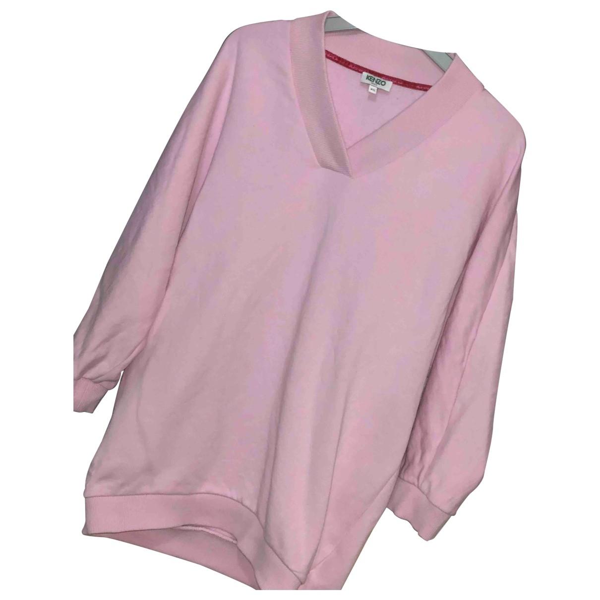 Kenzo \N Pink Cotton Knitwear for Women XS International