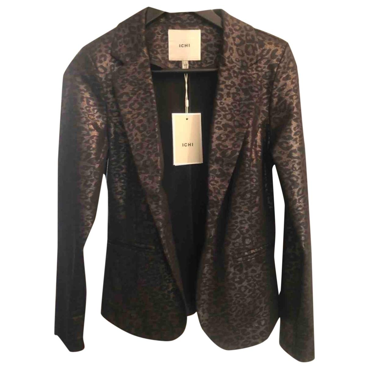 Ichi \N Brown jacket for Women 36 FR