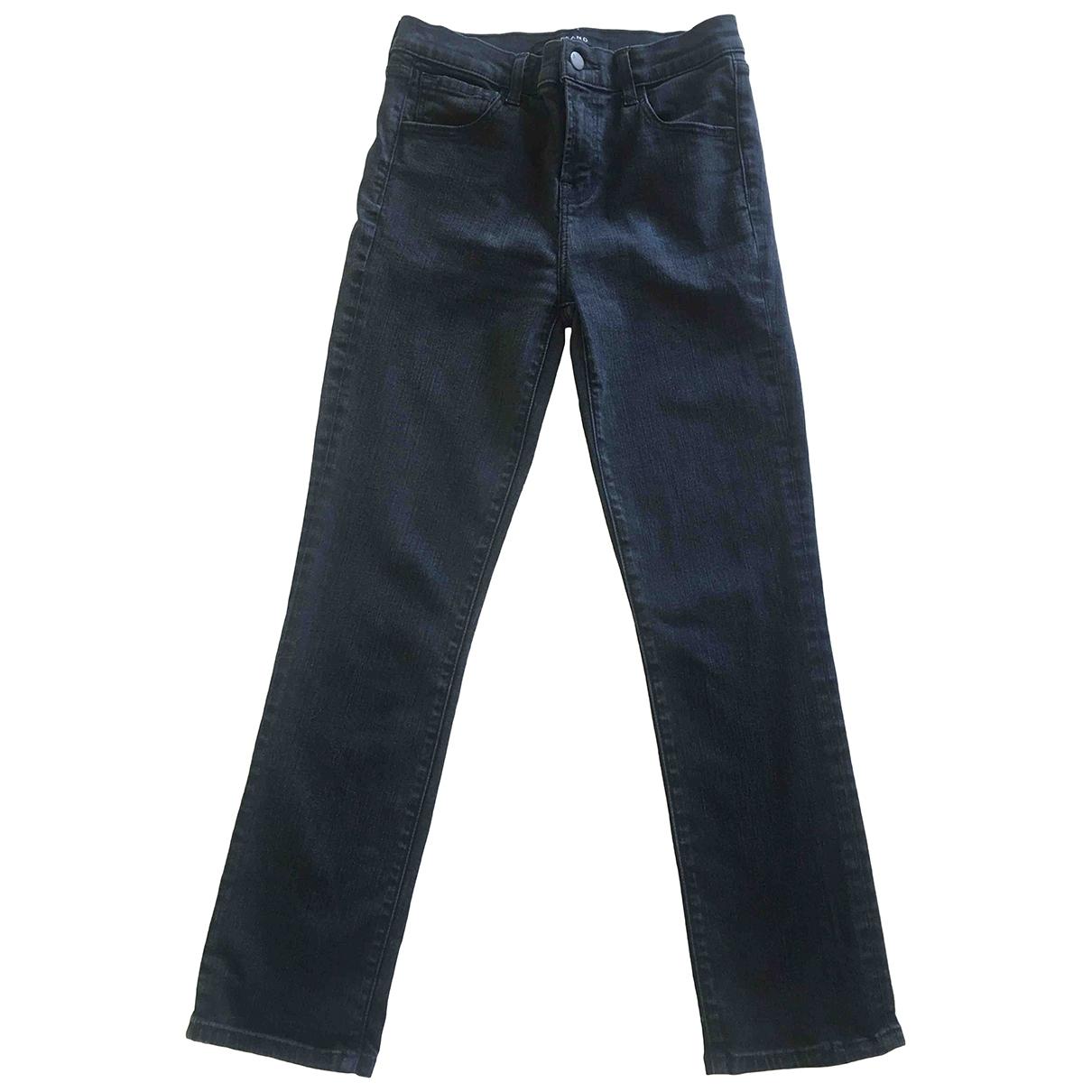 J Brand \N Black Denim - Jeans Jeans for Women 24 US
