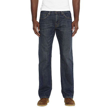 Levi's 559 Relaxed Straight Jeans - Big & Tall, 46 34, Blue