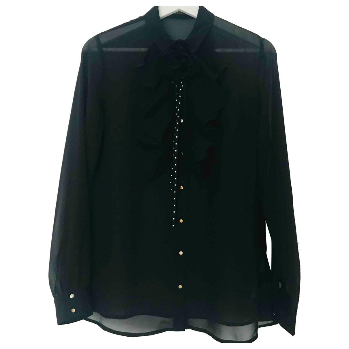Guess \N Black  top for Women S International