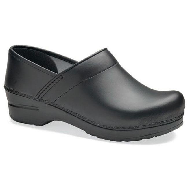 Dansko Professional (Men's) Black Box Leather 44