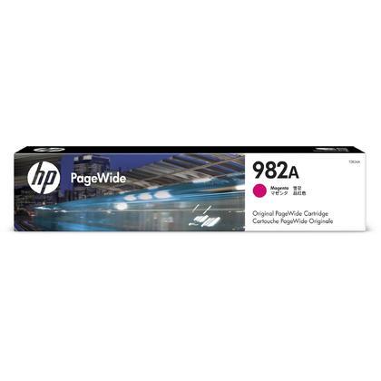 HP 982A T0B24A cartouche d'encre PageWide originale megenta