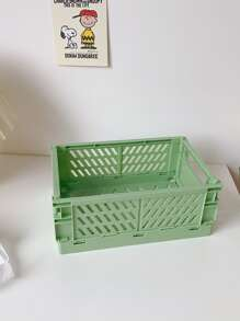 1pc Foldable Storage Basket