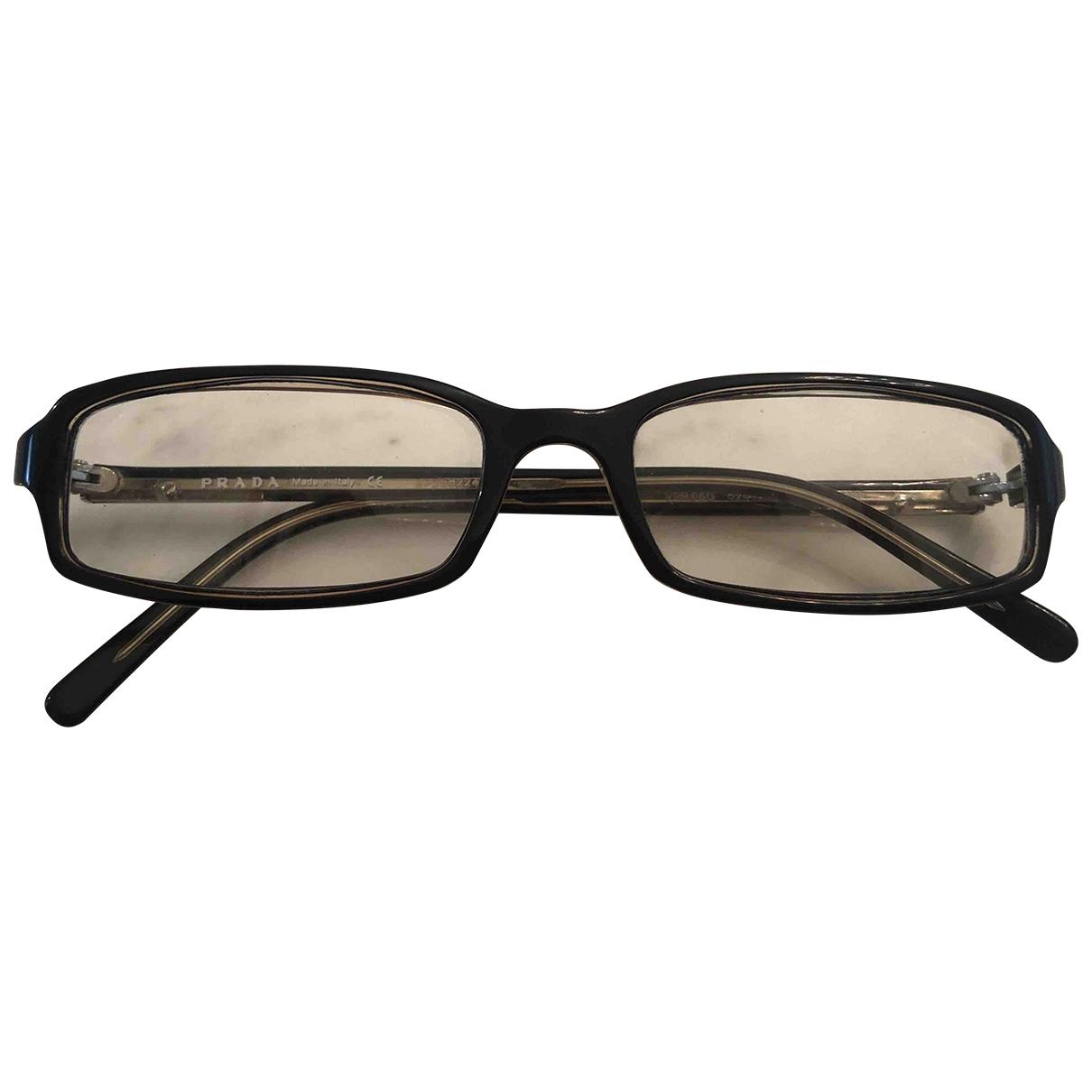 Prada \N Black Sunglasses for Men \N