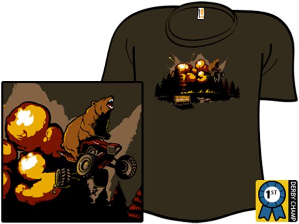 X-treme National Park T Shirt