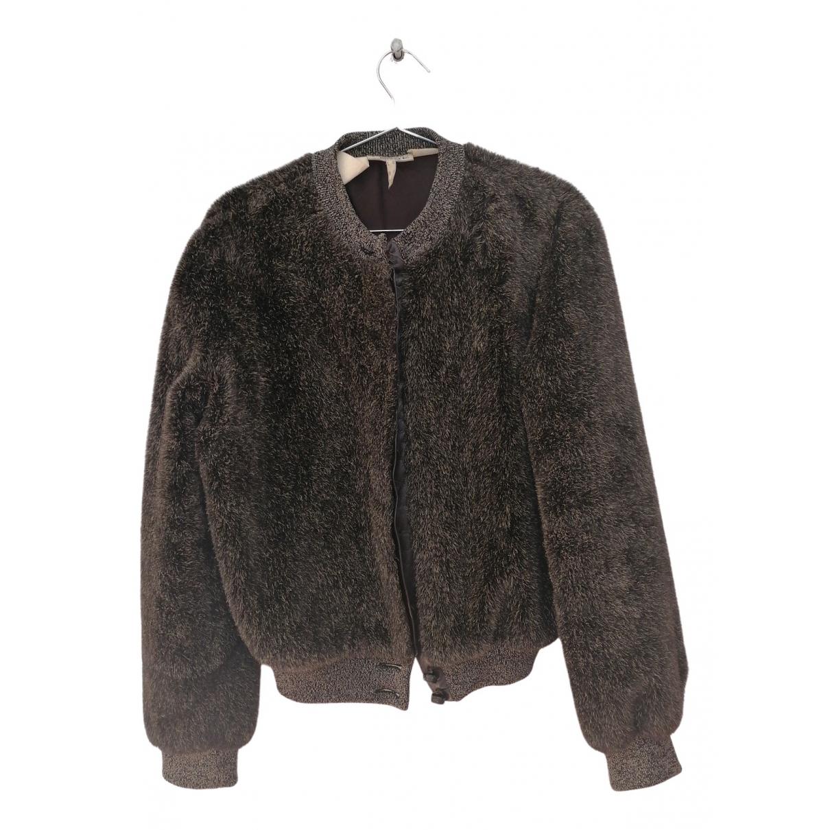 Gianfranco Ferré \N Brown Wool Knitwear for Women 42 IT
