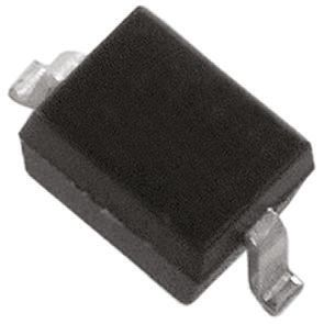 ON Semiconductor ON Semi 40V 250mA, Schottky Diode, 2-Pin SOD-323 NSR0340HT1G (100)
