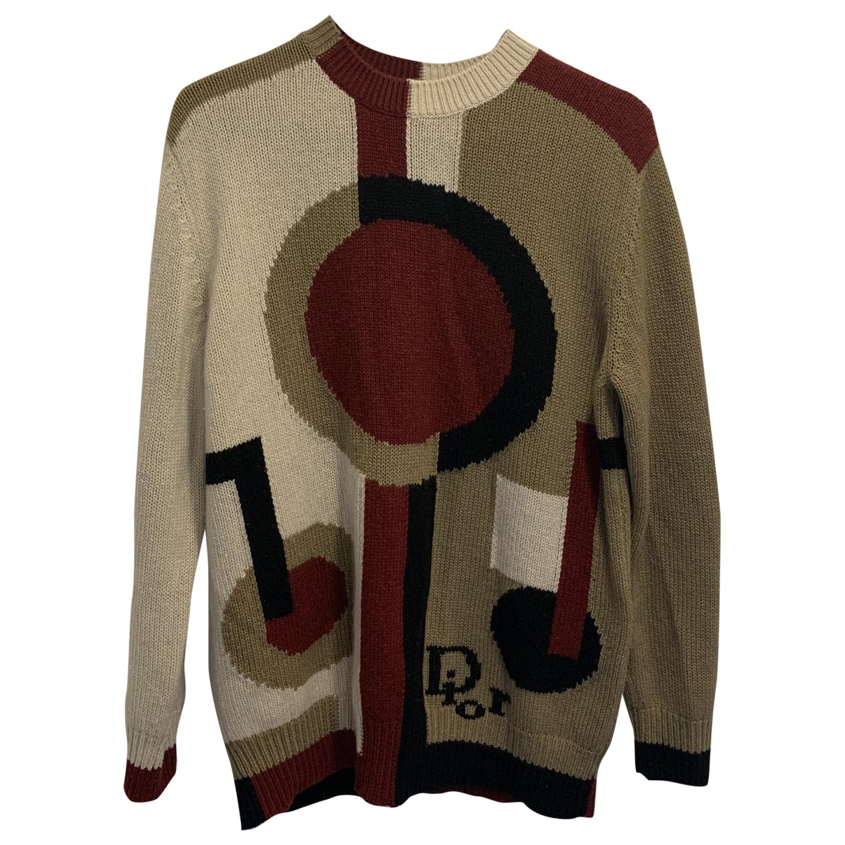Dior \N Multicolour Cashmere Knitwear for Women 34 FR