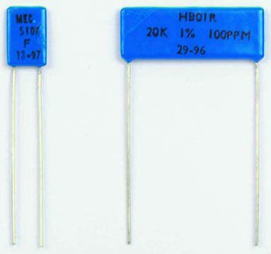 TE Connectivity 47MΩ Thick Film Resistor 0.4W ±1% HBA47MFZRE