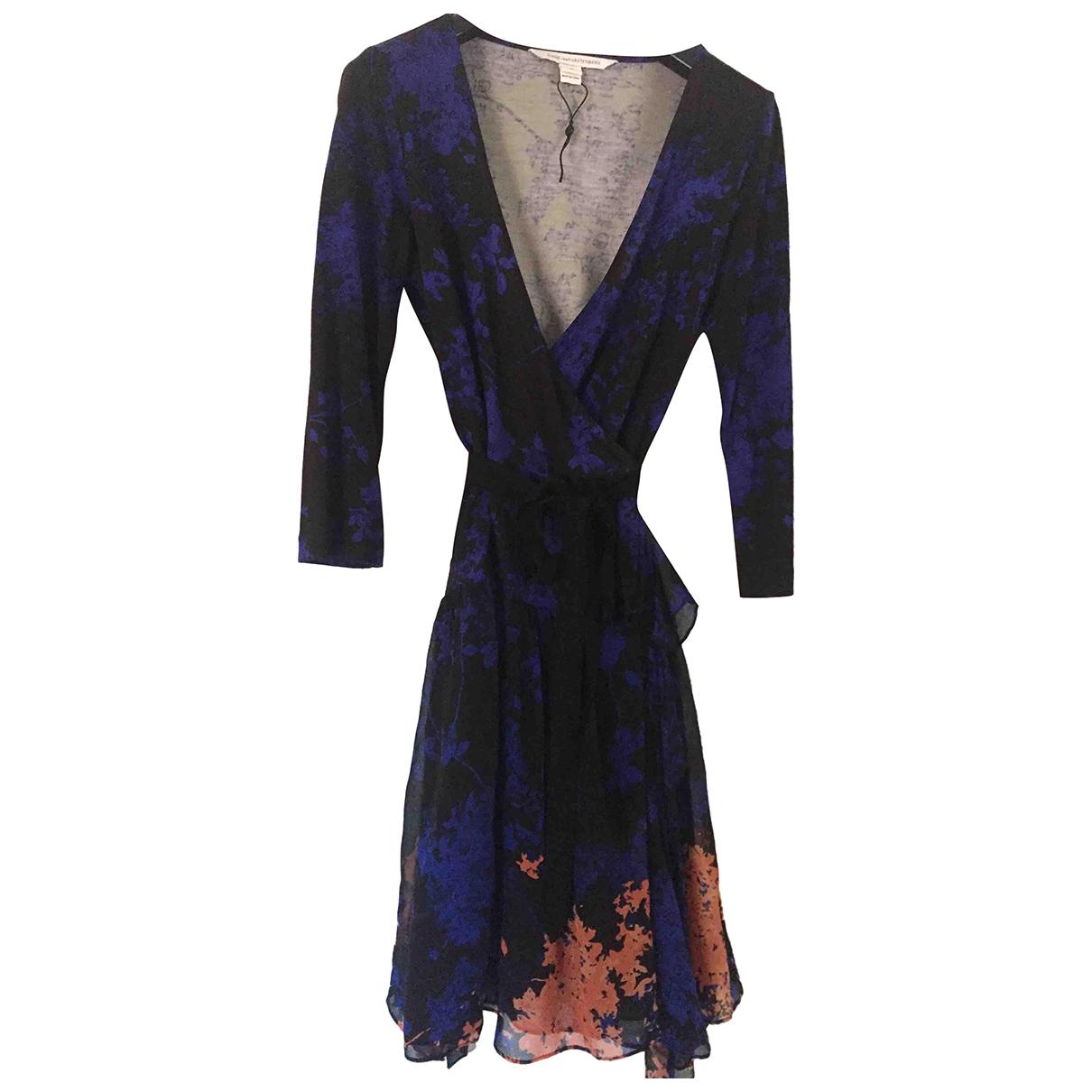 Diane Von Furstenberg \N \N Silk dress for Women 4 US
