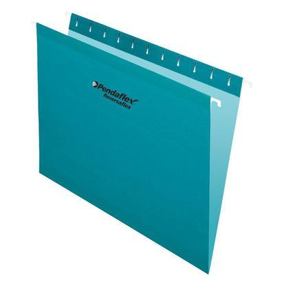 Pendaflex@ Reversaflex@ Premium Reinforced Hanging Folder, Letter Size, 25/Box