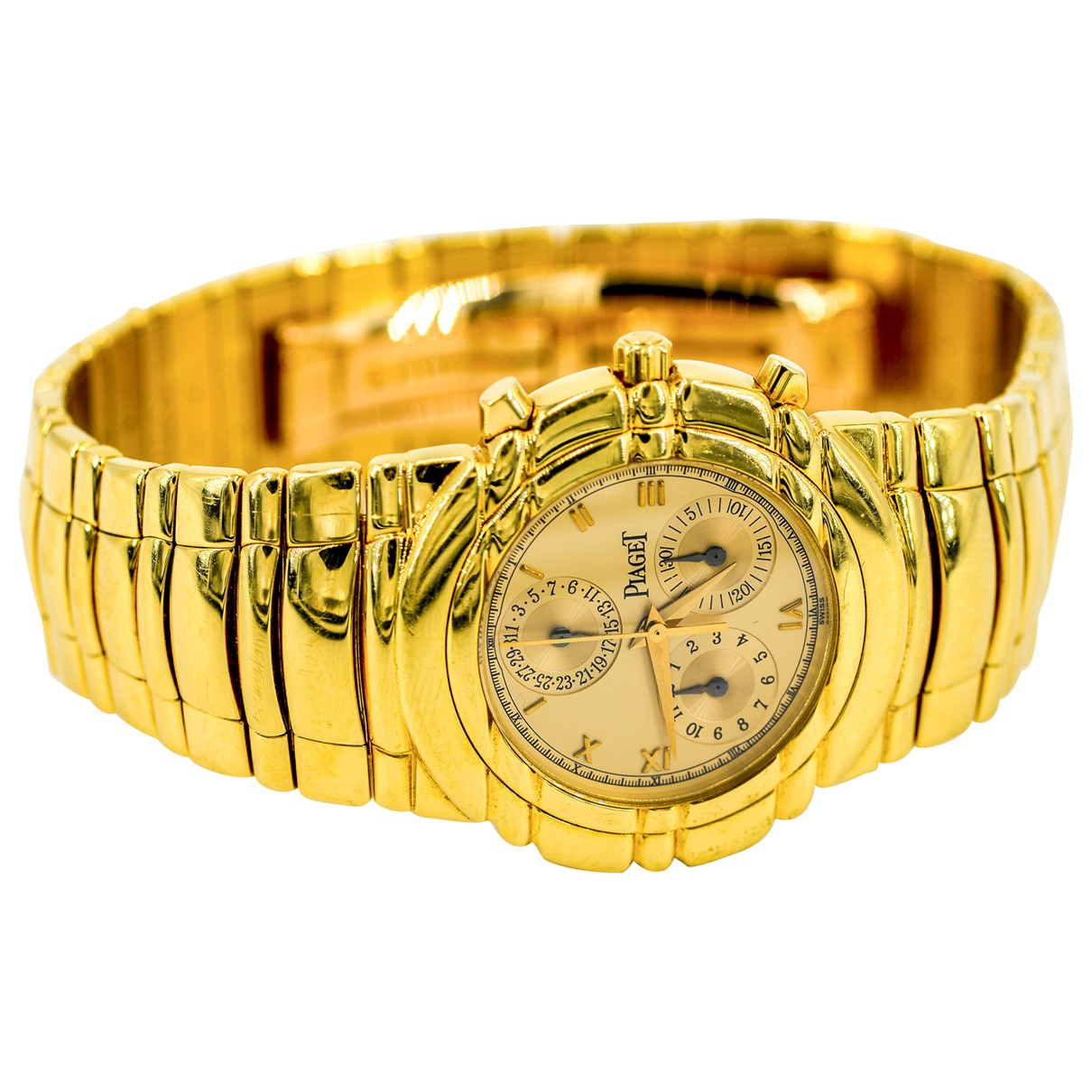 Piaget \N Gold Yellow gold watch for Women \N